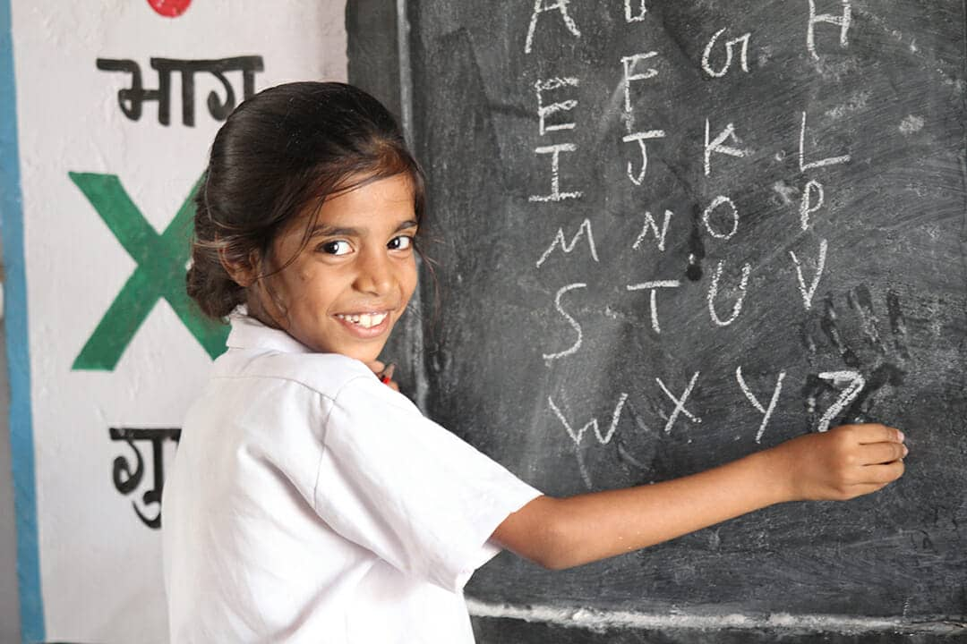 Education for Girls Equals Global Growth Plus a Better World
