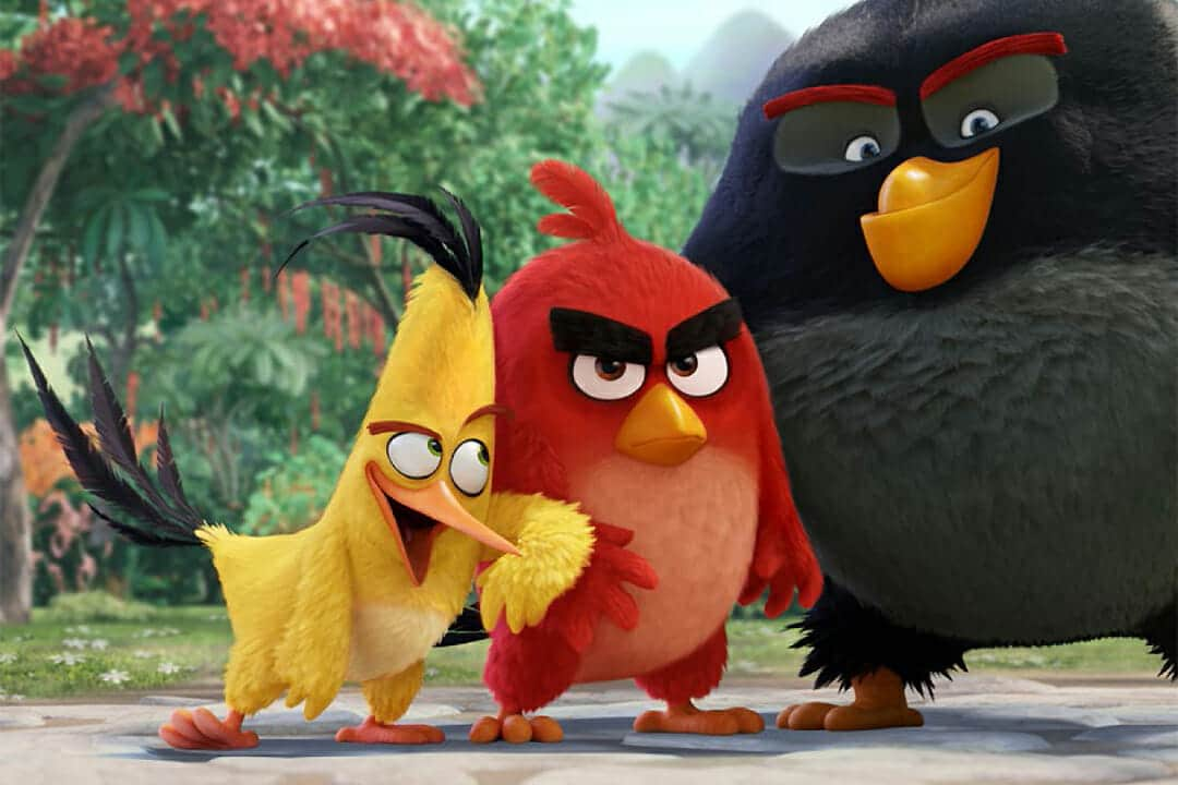 """Becoming """"Angry Birds"""": The Creative Process of Filmmaking"""