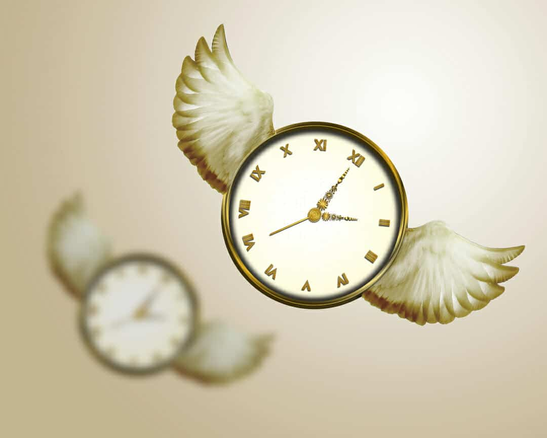 How Time Flies: Growing Up, Growing Older, and the Perception of Time